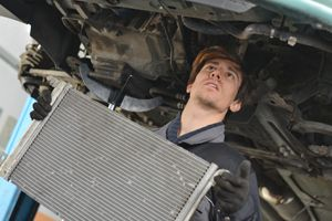 Radiator repair Henderson. Cooling system repairs can be complicated so don't hesitate and come to the best shop in Henderson Franks European Service.