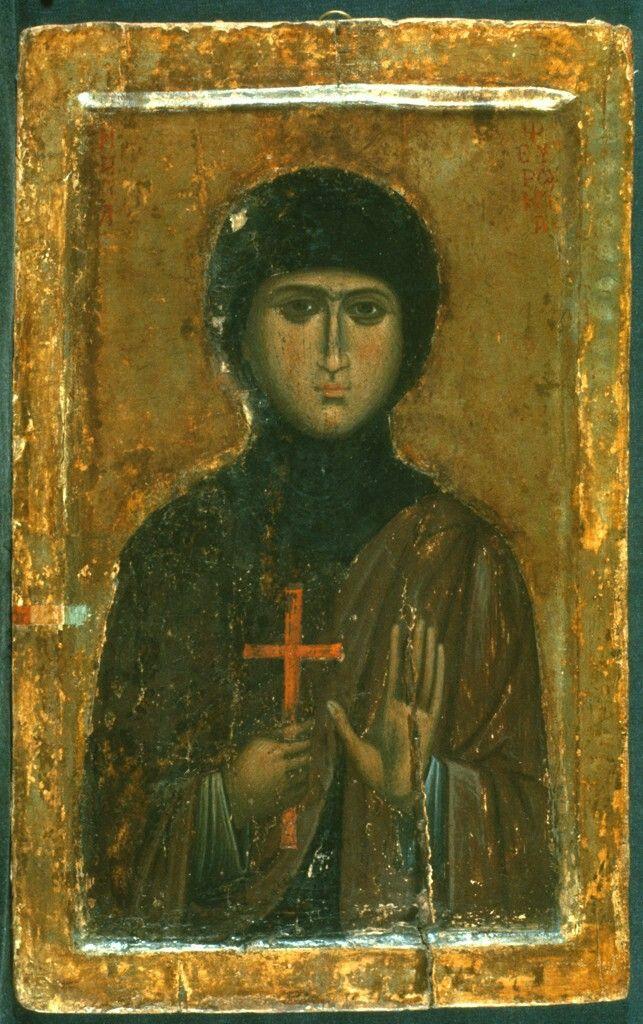 Febronia · The Sinai Icon Collection