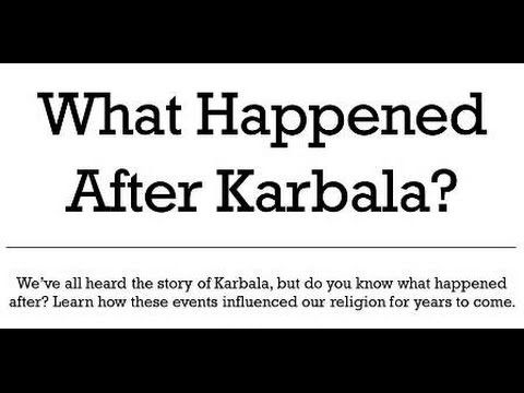 What happened After Karbala, Husain Ra Martyrdom yazid's Painful consequences. https://www.youtube.com/watch?v=IjmrN0Ijscg, https://islamicwebsites1.blogspot.in/2016/10/what-happened-after-karbala-yazids.html