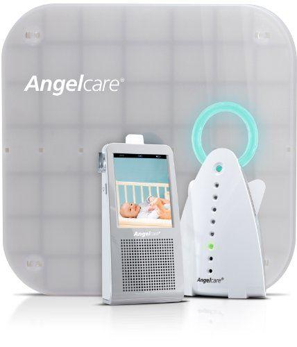 Angelcare AC1100 Digital Video, Movement & Sound Monitor
