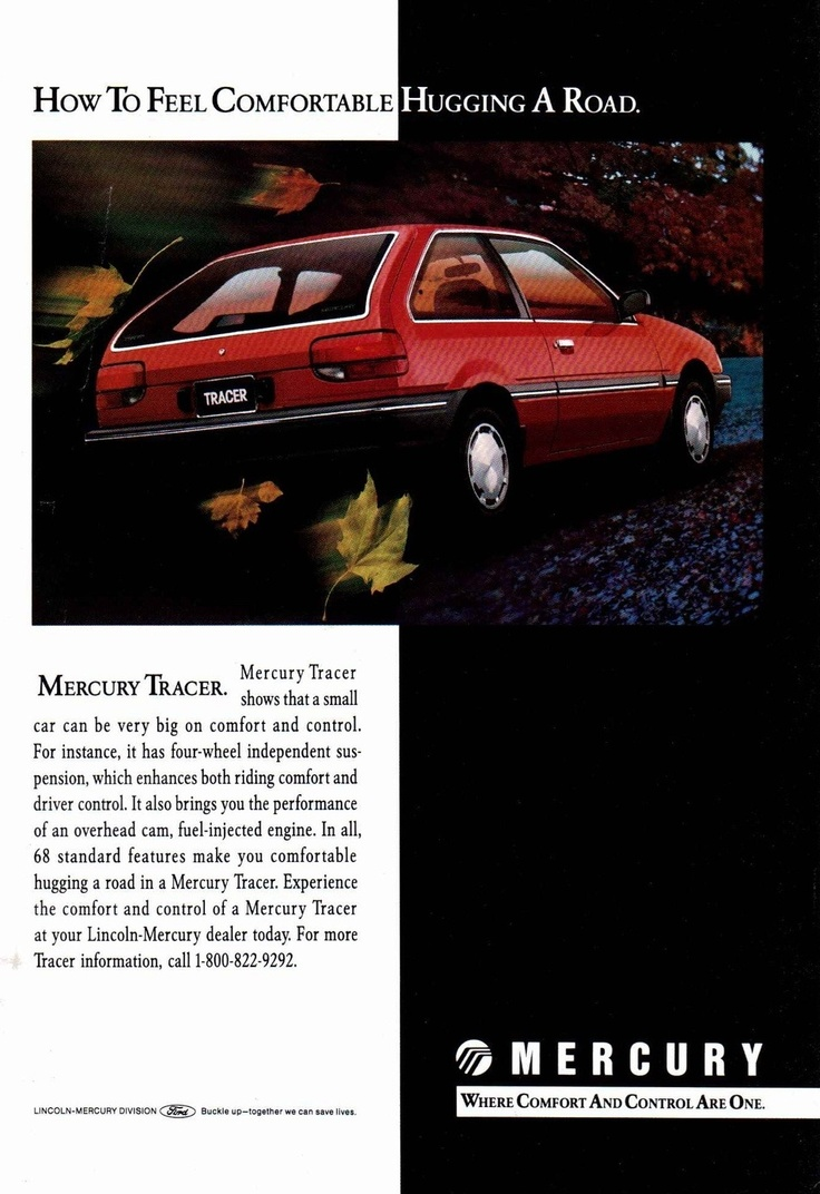 1993 Mercury Tracer Engine 1993 Free Engine Image For