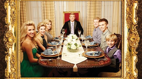 """""""I did not have my children for the streets to raise,"""" says Todd Chrisley, of """"Chrisley Knows Best."""" """"I'm going to raise my children. We've never had a nanny. No one's ever changed their diapers except their mother and myself."""""""