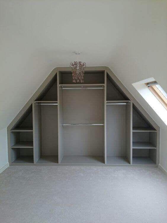 34 Beste Beispiele für Dachgeschoss-Designideen