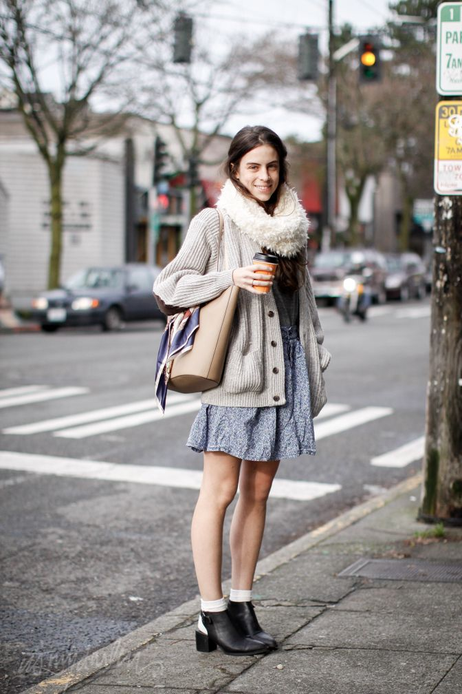 it's my darlin' seattle street style: Seattle street style