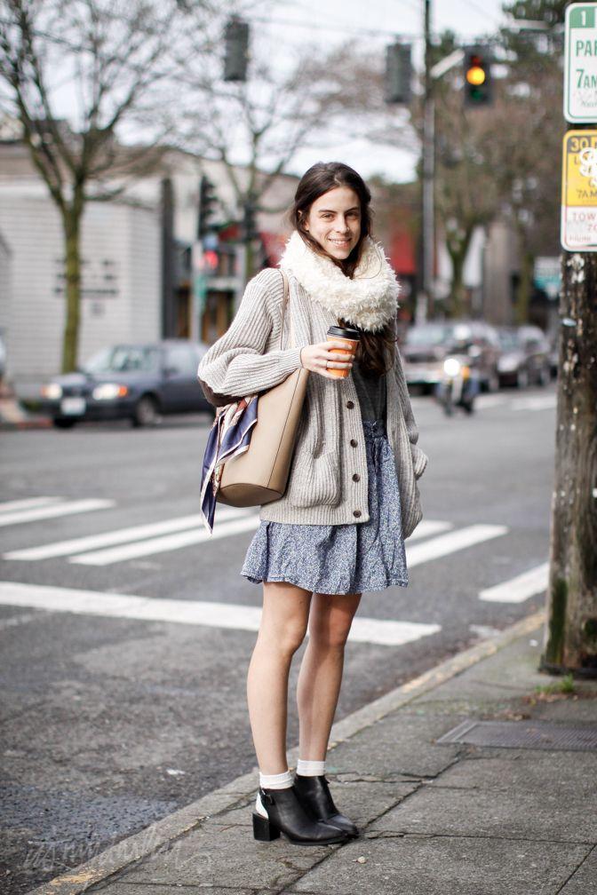 it's my darlin' seattle street style: Seattle street style