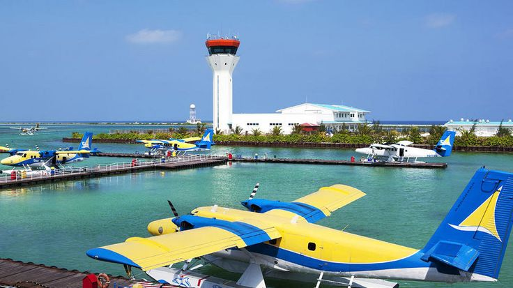 Malé International Airport, Maldives | Male International Airport : Daily Escape : Travel Channel