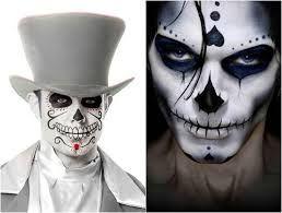 """Résultat de recherche d'images pour """"maquillage horreur halloween homme"""""""
