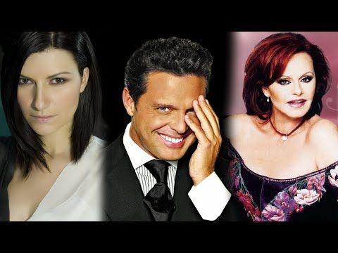 Rocío Dúrcal, Laura Pausini, Luis Miguel EXITOS (Sus Mas Hermosas Canciones - GRANDES EXITOS) - YouTube