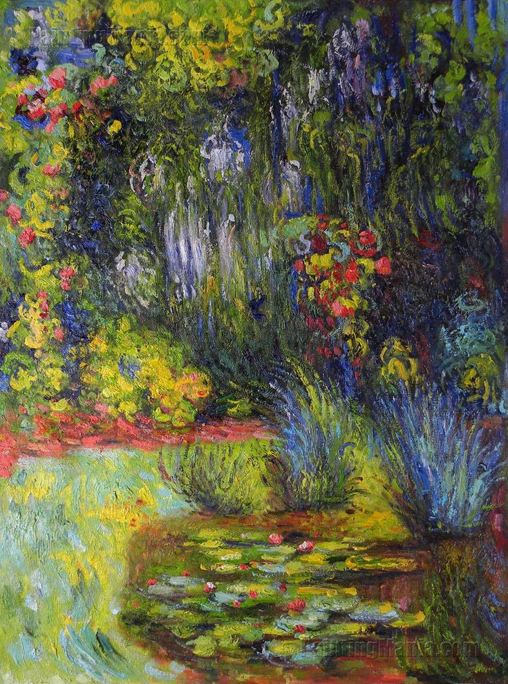 1000 images about monet claude on pinterest for Claude monet impressionist paintings