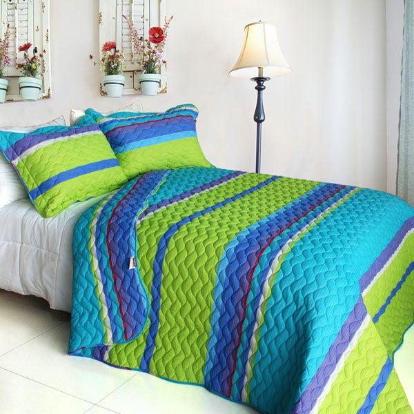 7 Best Stripe Bedding Images On Pinterest Bedroom Ideas