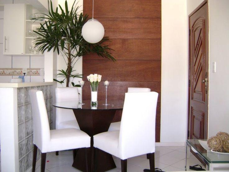 Mirian Decor: Pequenas Salas de Jantar