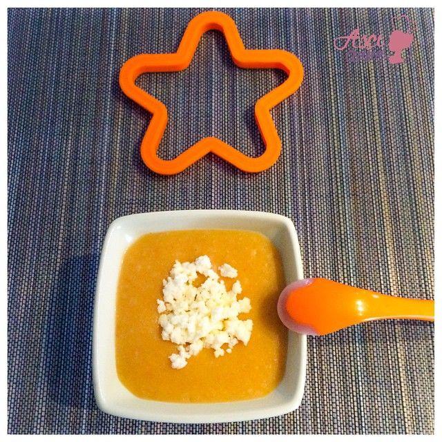 Peynirli Karnabahar Çorbası (+ 8 Ay) #bebek #bebekyemekleri #corbalar