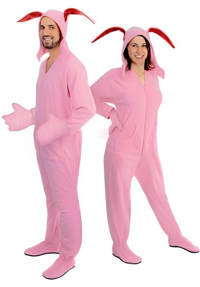 """""""Ralphie show everyone what Aunt Clara gave you."""" Would totally wear this."""