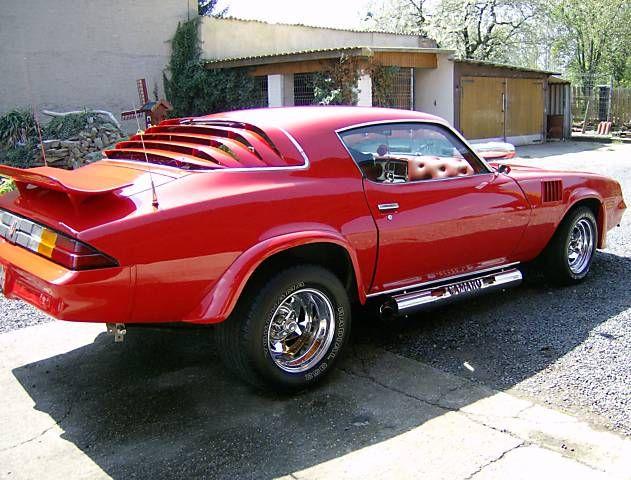 78 Camaro | CAR-A-PALOOZA | Car, Best muscle cars, Car car