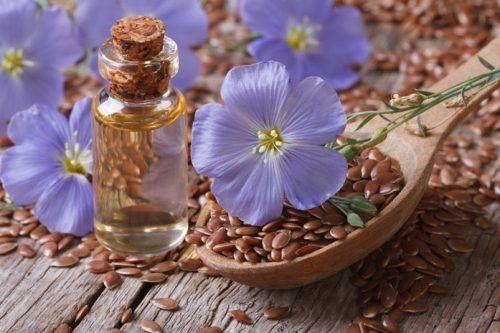Полезные свойства льняных семян