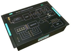 Nvis 7105 Frequency Counter Trainer is an exclusive product designed to demonstrate the fundamental principle and functioning of Frequency Counter. It includes various circuits namely, attenuator circuit, wave shaping circuit, frequency divider circuit, display driver circuit and gate time circuit. All these circuits are incorporated on a single board for study and verification. Simple representation of all the circuits explain corresponding functionality in a very easy way to perceive the…