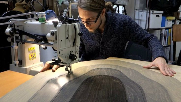 WOOD TAILORING by FÄRG & BLANCHE on Vimeo