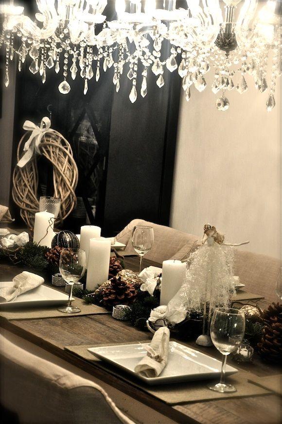 bord dekorasjon jul - Hledat Googlem