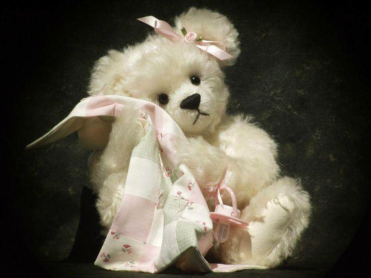 Kleine fijne teddy beer