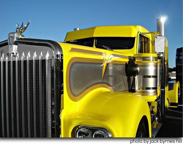 custom rigs | Custom Big Rigs Show Trucks: Ultra Cool Iron