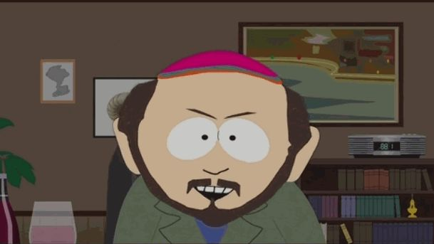 Southparkjuden - Troll - Encyclopedia Dramatica -- A troll in the process of violating the mind of an innocent victim.