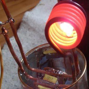 Aquecimento por Indução Eletromagnética