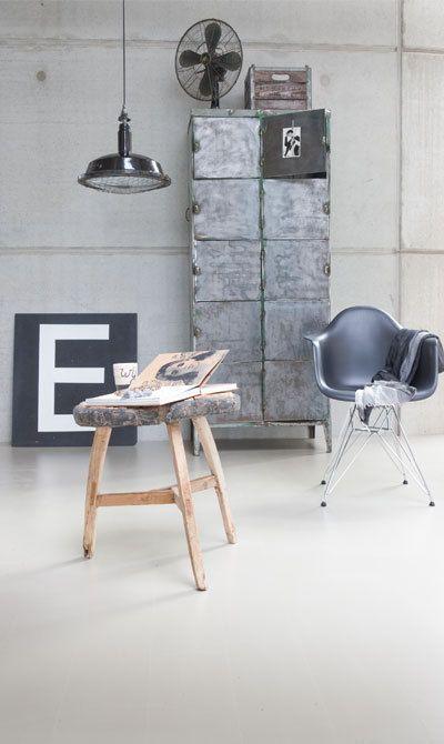 Het loft-type gaat voor een mix van design en industrieel en een tikkeltje bohemian hier en daar.