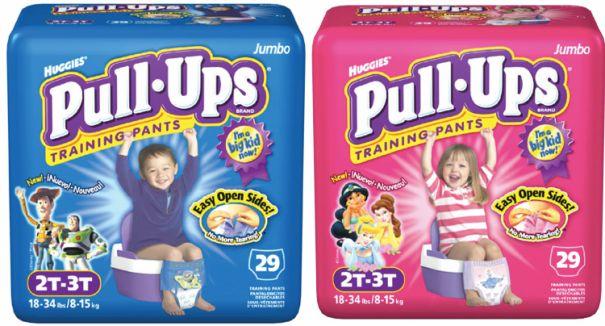 *HOT* $4/1 Huggies Diapers & Pull-Ups Coupons – Hip2Save