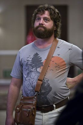 Zach Galifianakis - <3