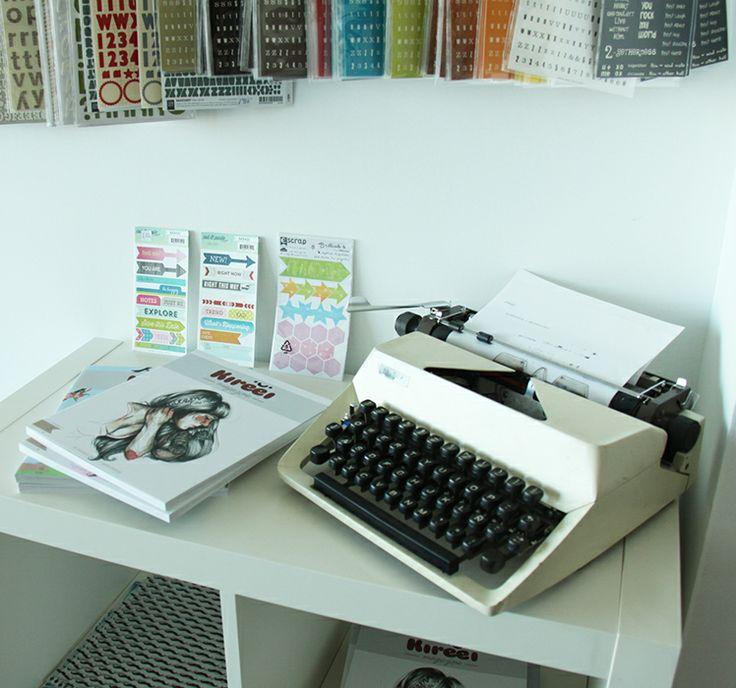 Estudio creativo de www.playscrapbook.com en Madrid - Tienda online especializada en scrapbooking