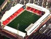 tannadice stadium home of dundee utd fc