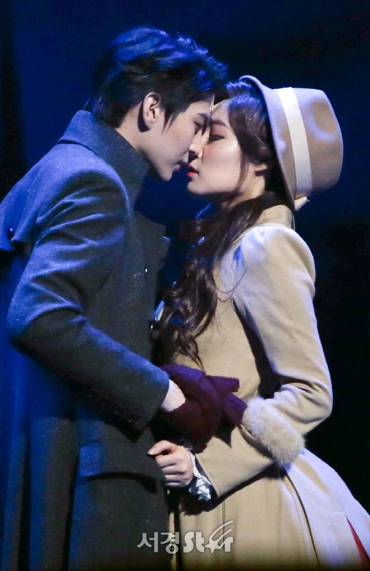 #VIXX LEO # the last kiss musical