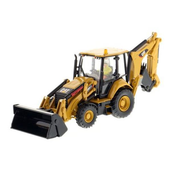 Caterpillar 420F2 IT Backhoe Loader in 1:50 Scale by Diecast Masters DM85233 See Norscot, Tonkin Replicas, CCM and Ertl for other CAT Models