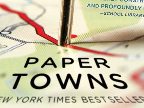 Paper Towns Review by readbyroe