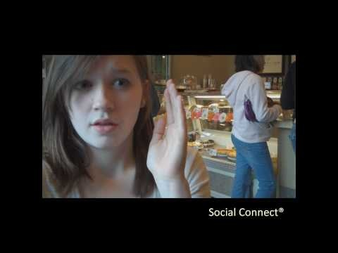 This is a funny online dating commercial for Social Connect that shows what can happen on a first date. Sometimes when you meet in person, you wish you had kept the relationship online!