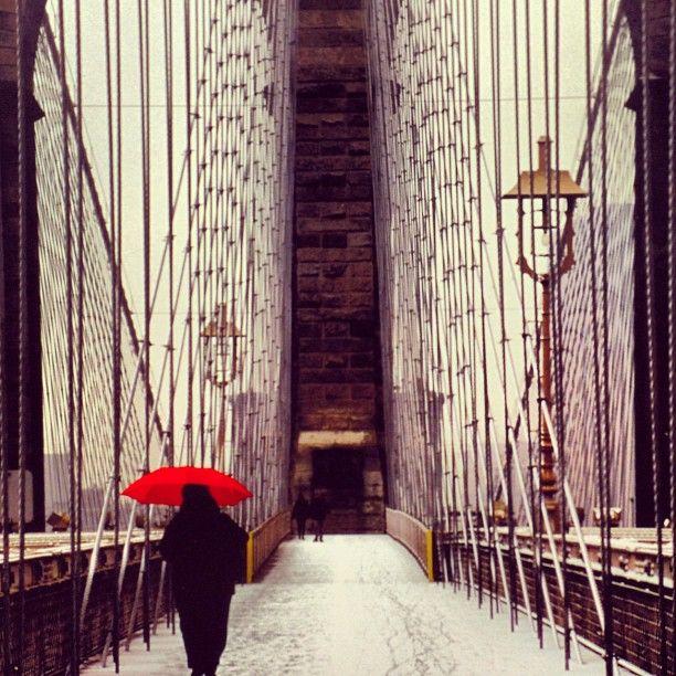 Brooklyn Bridge... #nyc