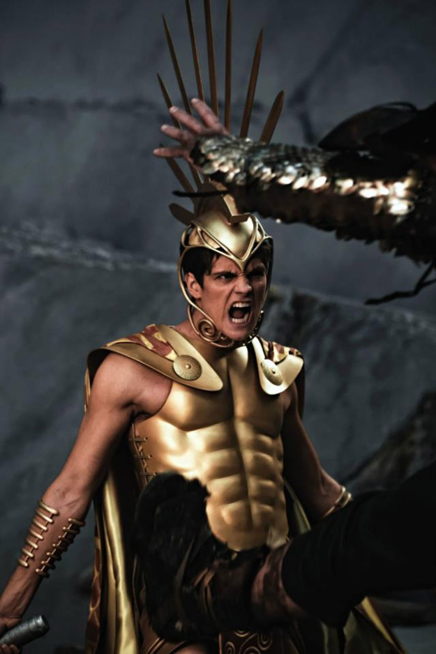Isaac Lahey is a god of war lol- Ares Immortals | Teen ...