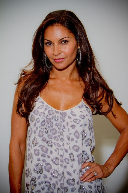Comic Con 2011 Salli Richardson-Whitfield from the SyFy's Eureka by hamish11, via Flickr