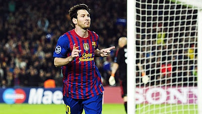 Barcelona 3-1 AC Milan