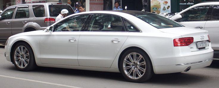 2011-2015 Audi A8 L (D4) 4.2 FSI quattro (2015-12-23) - Audi A8 - Wikipedia