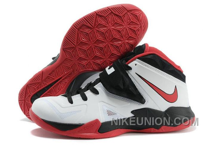 http://www.nikeunion.com/shop-nike-lebron-soldier-7-white-black-red-599264100-discount.html SHOP NIKE LEBRON SOLDIER 7 WHITE BLACK RED 599264-100 DISCOUNT : $67.84