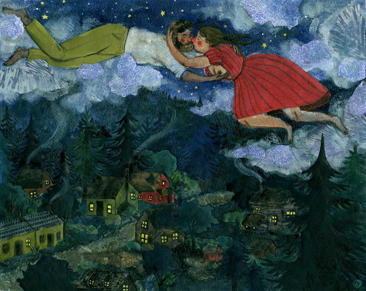Night Lullaby, Phoebe Wahl 2013