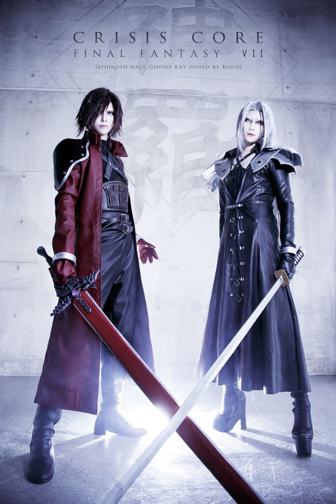 Soldier Class:1st - halt Sephiroth, Ray(玲) Genesis Cosplay Photo - WorldCosplay