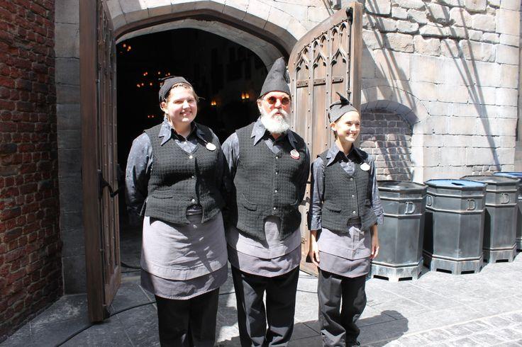 Leaky Cauldrob Pub Diagon Alle Universal Studios Florida