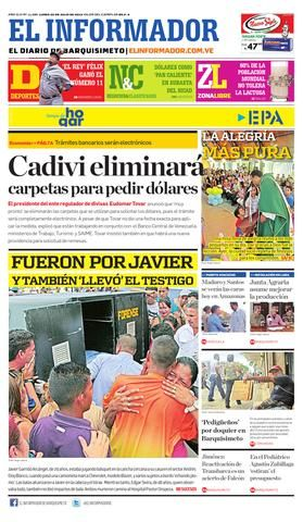El informador 22 07 2013