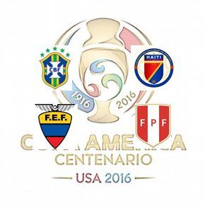 Café y Fútbol: Copa América Centenario Grupo B