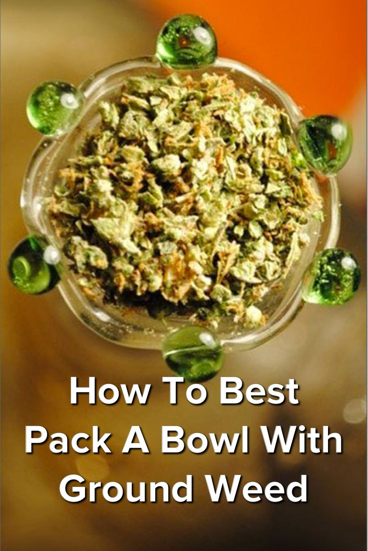 how to get higher off weed