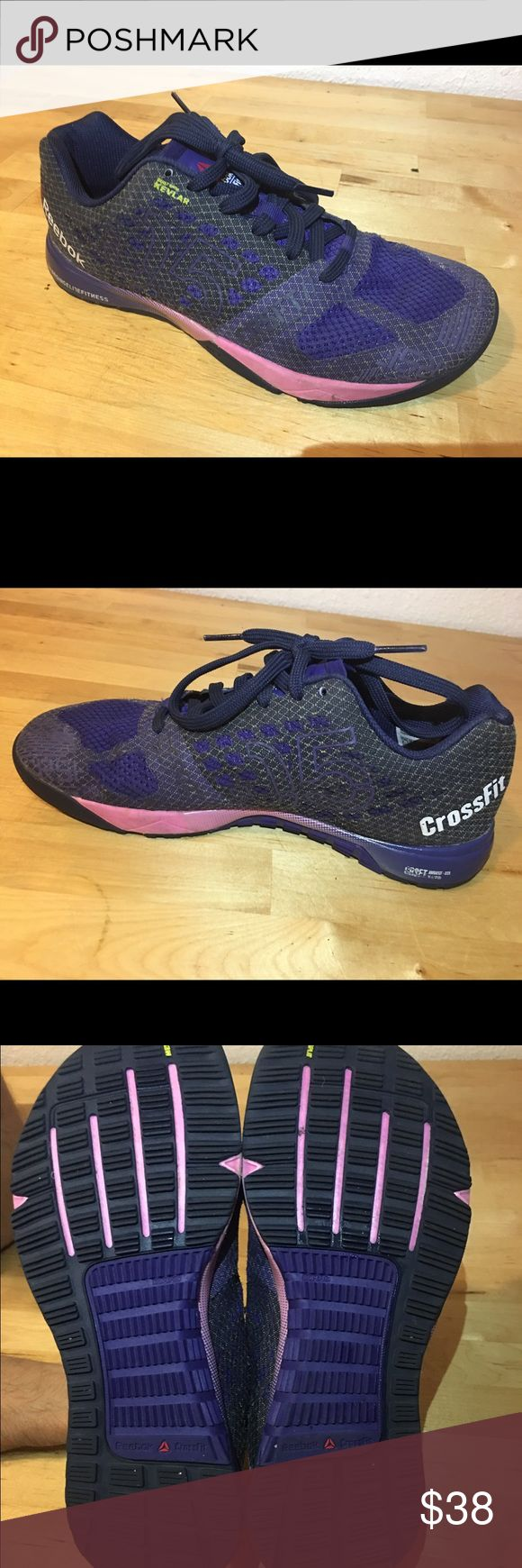 Reebok Nano 5.0 Women's Crossfit Shoes Like new!! Only used twice, selling because it's 1/2 a size too big for me. Reebok Shoes Athletic Shoes