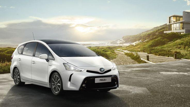 Toyota Prius+ - Híbrido familiar de 7 Lugares com casa à beira mar como extra :)