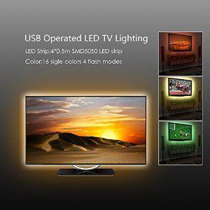 15 best Bias lighting TV backlightAccent lighting TV lights